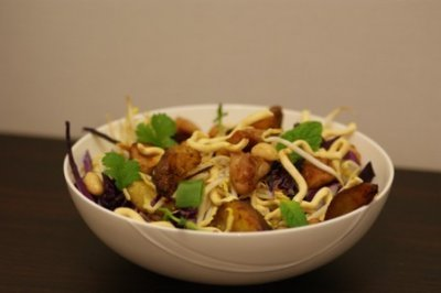 Asian Kumara Salad resized